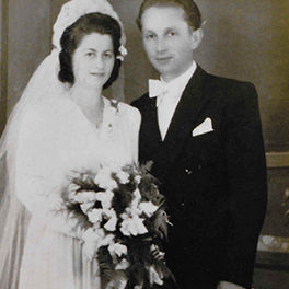 Esther and Saul Hirsh